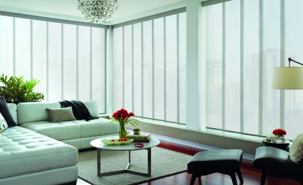 brands for motorized window treatments