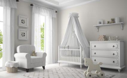 choosing perfect nursery window treatment