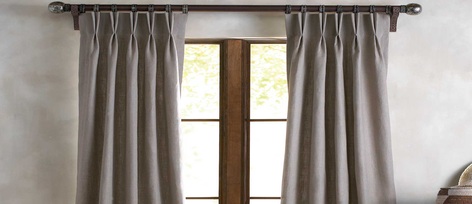 Drapery Hardware & Window Treatments