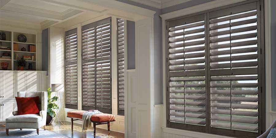 Windows Treatment Shutters