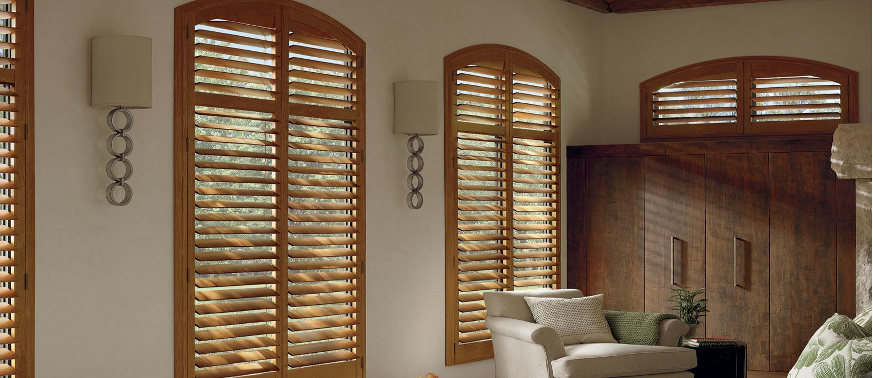 Plantation Shutters Perfectly Designed