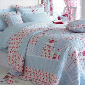 Knitted Bedspreads