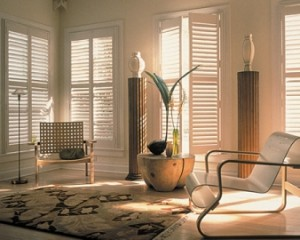 shutters inside home